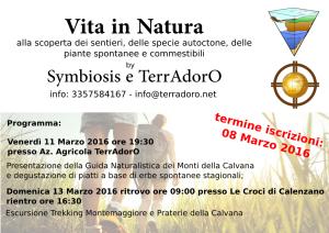 3 - Eventi Vita in Natura 11+13.03.16